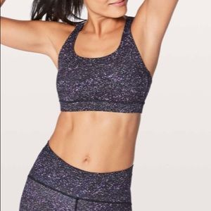 NWT • Lululemon • Energy Sports Bra Crystalline 4